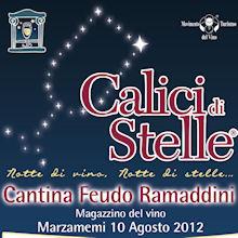 Calici di stelle alla Cantina Feudo Ramaddini