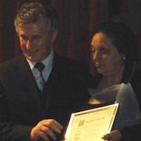 Premiata a Torino la scrittrice pachinese Maria Bugliarisi