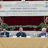 Noto. IV Convegno Internazionale di Bioetica 13/14 settembre 2013