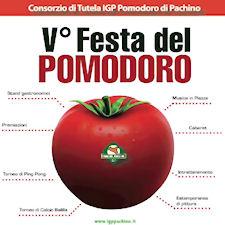 """Al via la quinta edizione della """"Festa del pomodoro di Pachino IGP"""""""