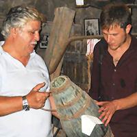 A Pachino l'Ecomuseo del vino su iniziativa della famiglia Nobile.
