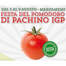 Sesta edizione della Festa del Pomodoro di Pachino IGP.