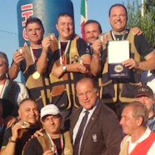 La TAV Pachino campione d'Italia di tiro al volo