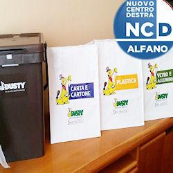 Ncd contesta l'iter di affidamento della fornitura dei kit ecologici