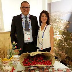 Brilla a Expo Milano il rosso del pomodoro di Pachino IGP