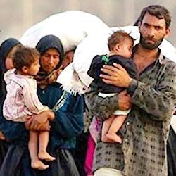 Lettera del Vescovo di Noto Mons. Antonio Staglianò - Appello ad accogliere i profughi