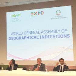 Il Consorzio Igp Pachino presente all'Assemblea Mondiale delle Indicazioni Geografiche