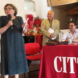 Conferita la cittadinanza onoraria ad Antonia Brancati