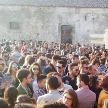 """Primo maggio - Un """"tappeto umano"""" a Piazzale Balata e Piazza Regina Margherita"""