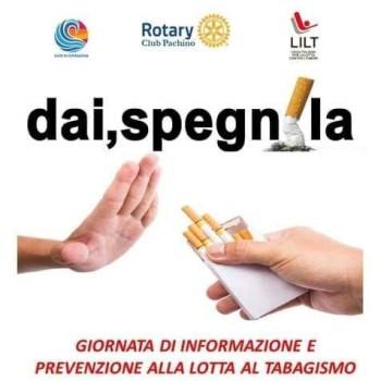 Giornata Mondiale Senza Tabacco - La LILT scende in campo a Pachino