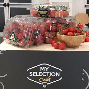 "Pomodoro di Pachino IGP protagonista del contest ""MY SELECTION CHEF"""