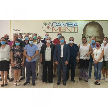 Carmela Petralito sarà il presidente del movimento socio politico CambiaMenti